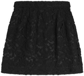 Isa Arfen Lace Miniskirt