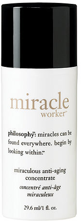 philosophy miraculous, anti-aging concentrate 1 fl oz (29.6 ml)