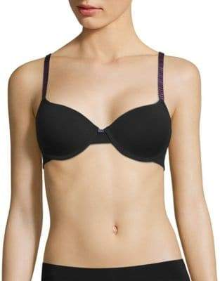 Lord & Taylor Design Lab Contrast T-Shirt Bra
