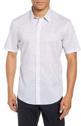 Zachary Prell Slenske Trim Fit Sport Shirt