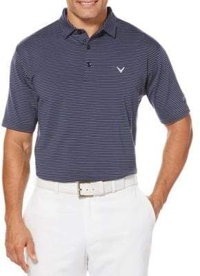 Callaway Short Sleeve Essential Opti-Soft Polo