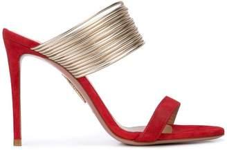 Aquazzura bangle open toe sandals