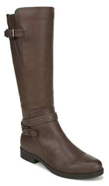 Naturalizer Soul Vikki Wide Calf Riding Boot