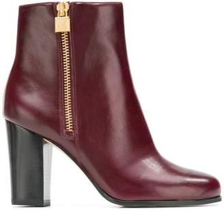 MICHAEL Michael Kors Margaret ankle boots