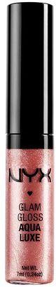 NYX Glam Lipgloss Aqua Luxe