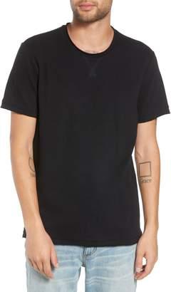 Treasure & Bond Raw Edge Fleece T-Shirt