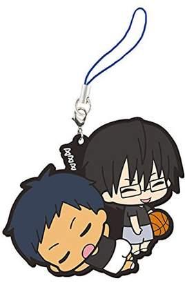 Toy Zany Kuroko's Basketball Aomine Daiki Rubber Mascot Smartphone Charm Strap