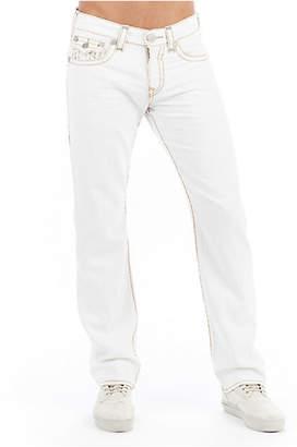 True Religion Mens Super T Ricky Straight Jean