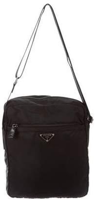 Prada Tessutto Nylon Crossbody Bag