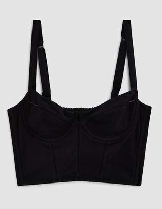 The Great Eros Forma Bustier in Black