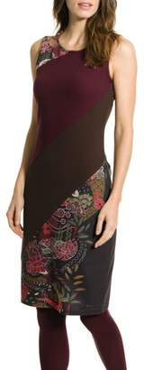 Smash Wear Sleeveless Flowered Dress