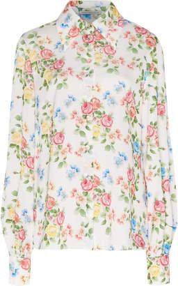 Emilia Wickstead Petula Floral Shirt