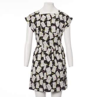 Olympia Le-Tan Olympia Le Tan Multicolour Cotton Dresses