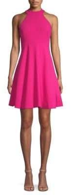 Trina Turk Caroline Pink Mini Dress