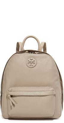 Tory Burch Leather Backpack $395 thestylecure.com