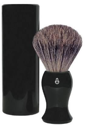 eShave Fine Badger Hair Travel Shaving Brush