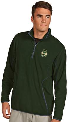Antigua Men's Milwaukee Bucks Ice Pullover