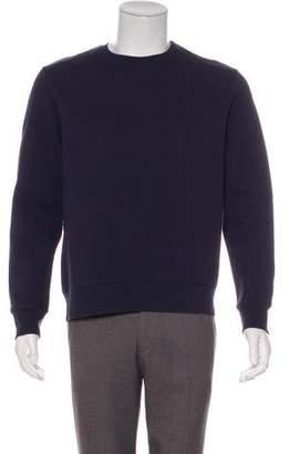 Acne Studios Corben Logo Embossed Sweatshirt