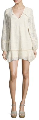 Lorelei Embroidered Dress $230 thestylecure.com