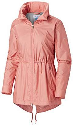 4adffc9e932e5 Columbia Women s Sustina Springs Long Lined Windbreaker