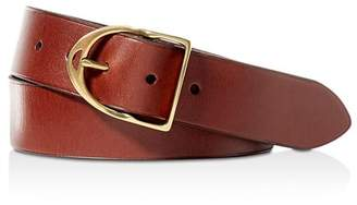 "Polo Ralph Lauren Wilton"" Buckle Belt"