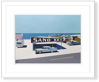 One Kings Lane Jessica Brilli - Sand Key Art