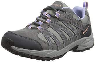Hi-Tec Women's Alto II Low Wp Women's Nordic Walking Shoes Grey Size: 4