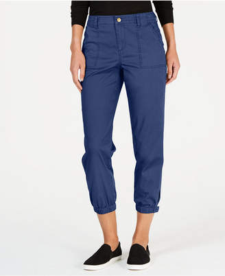 Style&Co. Style & Co Snap-Cuff Casual Pants