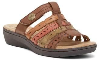 Earth Alaina Leather Sandal