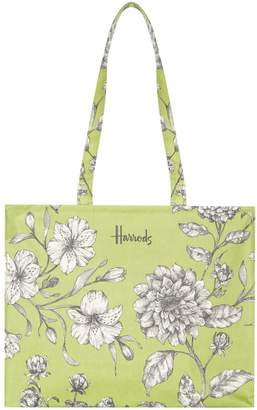 a05917ceeb Harrods Sorrento Botanical Shoulder Tote Bag