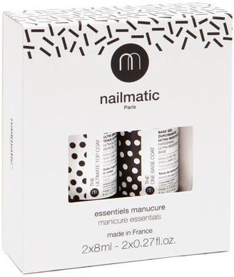 NAILMATIC Essentials Kit Top & Base Coat $19.20 thestylecure.com
