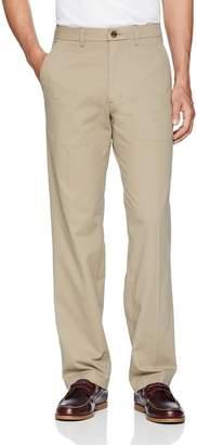 Haggar J.M Luxury Comfort Classic Fit Stretch Chino Pant