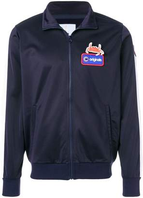 Au Jour Le Jour For Colmar Nemo patch lightweight jacket