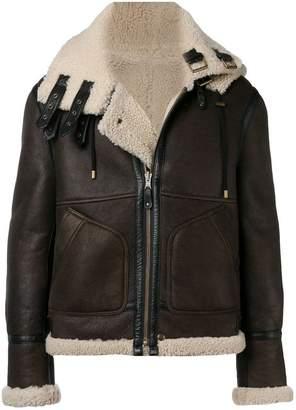 Faith Connexion reversible shearling jacket