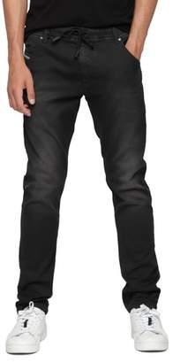 Diesel R) Krooley Slouchy Skinny Fit Jeans