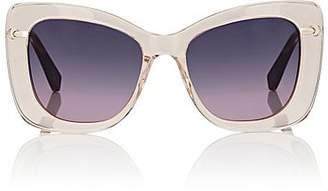 Derek Lam Women's Clara Sunglasses - Nudeflesh