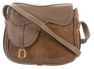 04e008e675c7 Pre-Owned at TheRealReal · Gucci Vintage Convertible Saddle Waist Bag
