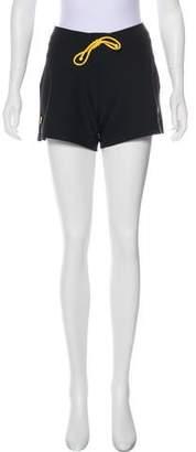 Nike Mid-Rise Mini Shorts