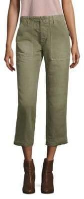 Amo Army Babe Crop Pant
