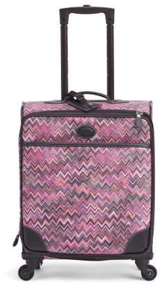 20in Wide Body Spinner Carry-on