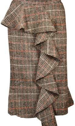 Tpn3 Tpn Ruffle Skirt