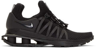 Nike Black Shox Gravity Sneakers