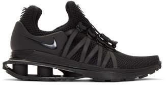Nike Black Shox Gravity Sneakers