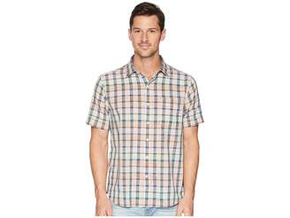 Tommy Bahama Pico Plaid Woven Shirt
