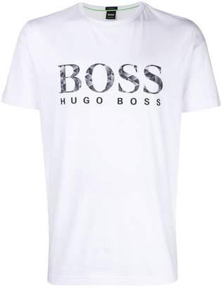 HUGO BOSS Logo printed T-shirt