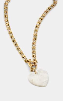 Eliza J Brinker & Women's Plot Twist Necklace - Gold