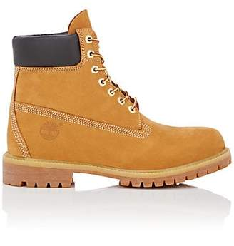 "Timberland Men's ""6-Inch"" Nubuck Boots - Camel"