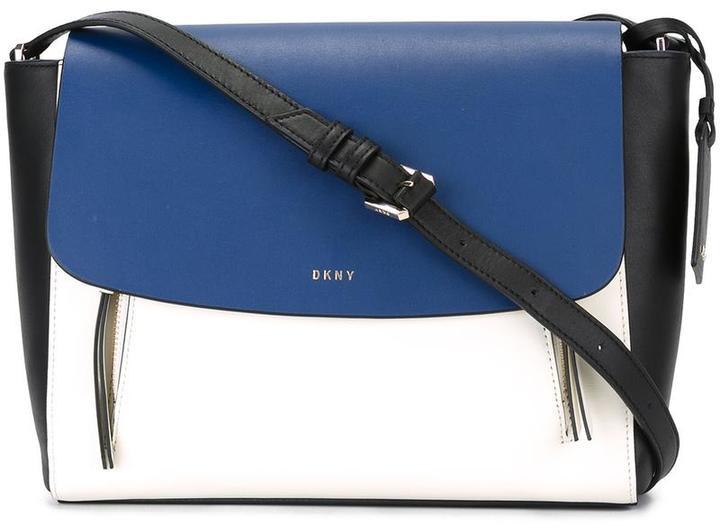 DKNYDKNY colour block crossbody bag