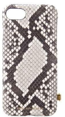Anya Hindmarch Embossed iPhone 7 Case w/ Tags