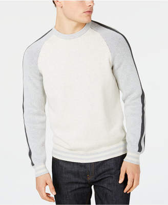 American Rag Men's Academia Crewneck Sweater